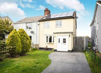 Thumbnail 4 bed semi-detached house for sale in Buxton Cottages, Salmons Corner, Coggeshall, Colchester, Essex