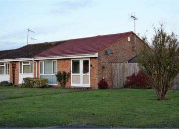 Thumbnail 2 bed bungalow for sale in Manor Close, Farnham