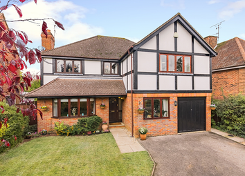 Thumbnail 5 bedroom detached house for sale in Westfield Road, Bengeo, Hertford
