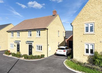 Thumbnail 3 bed semi-detached house for sale in Southmoor, Oxfordshire
