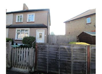 Thumbnail 2 bedroom end terrace house for sale in Ling Road, Erith