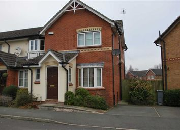 Thumbnail 3 bedroom mews house to rent in Hazelwood Road, Wythenshawe, Manchester