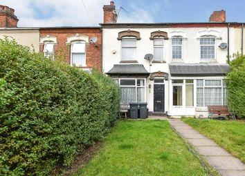 Thumbnail 3 bed terraced house for sale in Minstead Road, Erdington, Birmingham, West Midlands