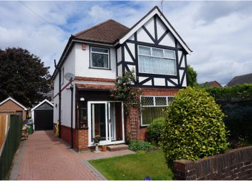 Thumbnail 3 bed detached house for sale in Westrow Gardens, Bannister Park, Southampton