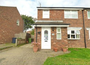 Thumbnail 3 bed semi-detached house for sale in Mulgrave Drive, Sunderland, Tyne And Wear