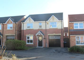Thumbnail 4 bed detached house for sale in Abbey Green, Spennymoor
