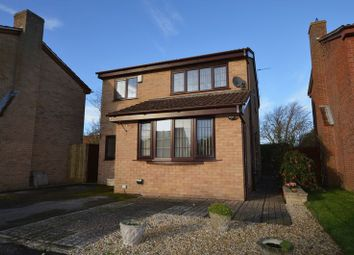 Thumbnail 4 bed detached house for sale in Grove Road, West Huntspill, Highbridge