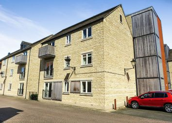 Thumbnail 2 bed flat for sale in Riverside Place, Stamford