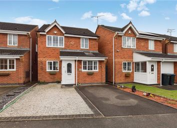 Thumbnail 4 bed detached house for sale in Ansell Drive, Longford, Coventry