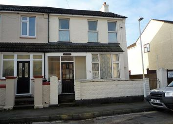 Thumbnail 3 bedroom semi-detached house for sale in Napier Road, Northfleet, Gravesend