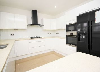 Thumbnail 4 bed semi-detached house to rent in Hazlemere Gardens, Worcester Park