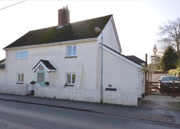 Thumbnail 4 bed detached house for sale in Maddington Street, Shrewton, Salisbury
