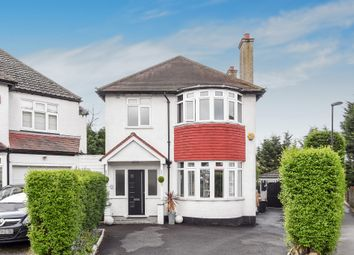 Thumbnail 3 bed detached house for sale in Covington Gardens, London