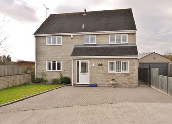 Thumbnail 4 bed detached house for sale in The Fiddle, Cricklade, Swindon, Wiltshire