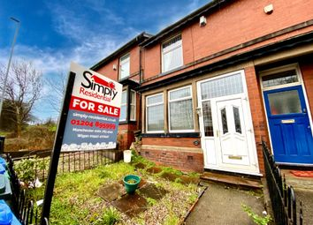 2 bed terraced house for sale in Prettywood Terrace, Bury Rd, Heywood. BL9