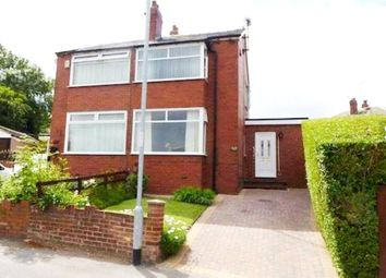 Thumbnail 2 bed semi-detached house to rent in Calverley Gardens, Bramley, Leeds