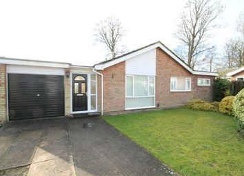 Thumbnail 4 bedroom detached bungalow for sale in Sandringham Close, Ipswich, Suffolk