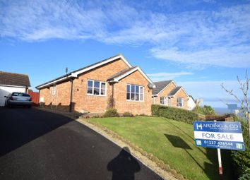 Thumbnail 2 bed detached bungalow for sale in Dudley Way, Westward Ho!, Bideford