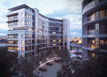 Thumbnail 1 bed flat for sale in Herreshoff Apartment At Fortis Quay, Salford Quays
