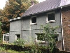 Thumbnail 3 bed semi-detached house for sale in Amman Cottages, Lower Brynamman, Ammanford