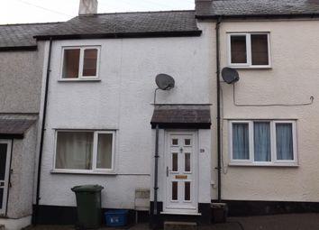 Thumbnail 2 bed terraced house to rent in Caernarfon, Gwynedd