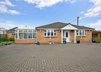 Thumbnail 3 bed detached bungalow for sale in Hovefields Avenue, Wickford, Essex