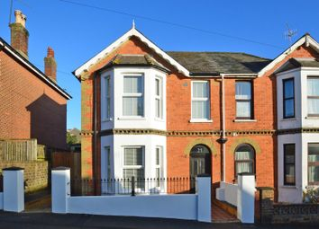 3 bed semi-detached house for sale in 25 Well Street, Ryde, Isle Of Wight PO33