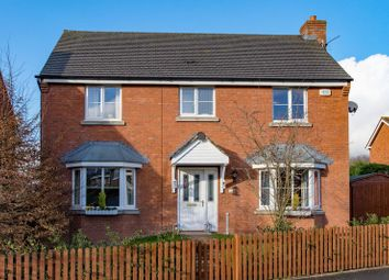 Thumbnail 4 bed detached house for sale in Detached 4 Bedroom Family House, Farndon Rise, Withinginton, Hereford