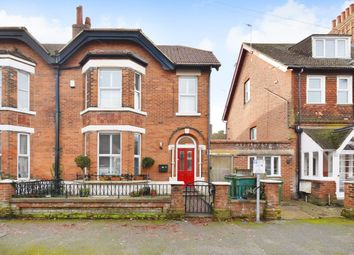 Thumbnail 4 bed semi-detached house for sale in Brockman Road, Folkestone
