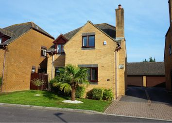 Thumbnail 4 bed detached house for sale in Dunedin Gardens, Ferndown