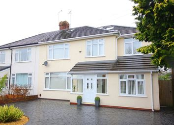 Thumbnail 5 bed semi-detached house for sale in Booker Avenue, Calderstones, Liverpool