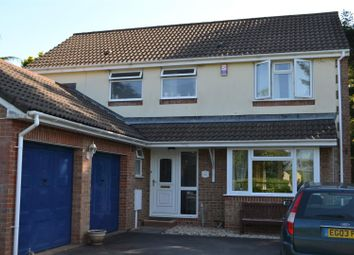 Thumbnail 4 bedroom detached house to rent in Maple Grove, Roundswell, Barnstaple