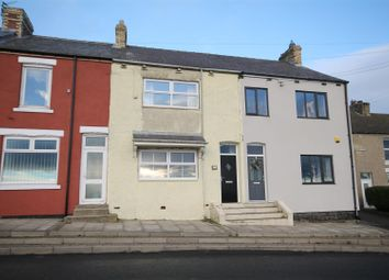 Thumbnail 2 bedroom terraced house for sale in Reservoir Terrace, Stanley, Crook