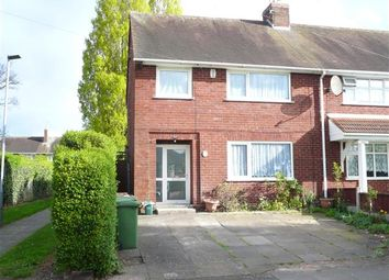 Thumbnail 3 bedroom semi-detached house for sale in Lichfield Road, Wednesfield, Wolverhampton