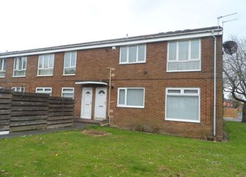 Thumbnail 2 bed flat for sale in Blackhill Avenue, Wallsend