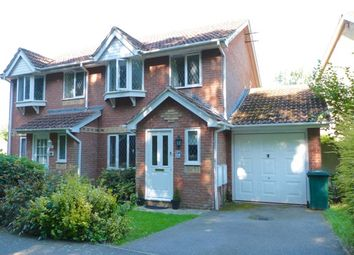 Thumbnail 3 bed semi-detached house to rent in Haworth Road, Maidenbower, Crawley