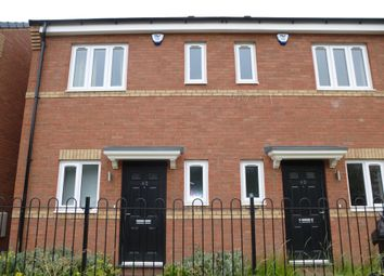 Thumbnail 2 bedroom semi-detached house to rent in Shropshire Close, Leamore, Walsall