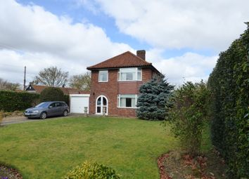Thumbnail 3 bed detached house for sale in Mill Road, Hempnall, Norwich