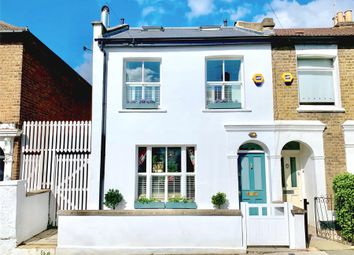 Cowper Road, London W3. 4 bed end terrace house for sale