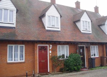 Thumbnail 1 bed terraced house to rent in Tutors Way, South Woodham Ferrers, Essex
