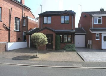 Thumbnail 3 bed detached house for sale in Stourbridge, Off Worcester Street, Pargeter Street