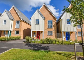 Thumbnail 3 bed detached house for sale in Plover Road, Stanway, Colchester, Essex