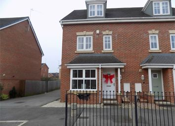 Thumbnail 4 bed detached house to rent in Samian Close, Worksop, Nottinghamshire