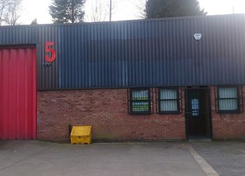 Thumbnail Industrial to let in Fence Avenue Industrial Estate, Macclesfield