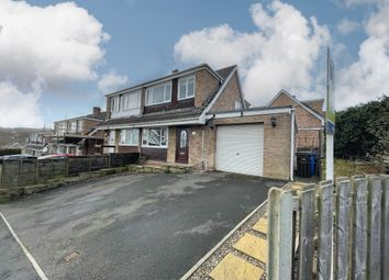Thumbnail 3 bed semi-detached house for sale in Drover Close, High Green, Sheffield