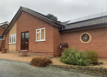Thumbnail 2 bed detached bungalow for sale in Evesham Close, Ipswich