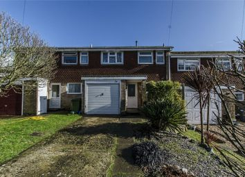 3 bed terraced house to rent in Peverells Wood Close, Chandler's Ford, Eastleigh, Hampshire SO53