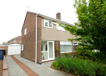 3 bed semi-detached house for sale in Meadow Close, Houghton Le Spring DH5