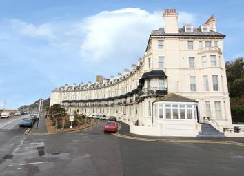 Thumbnail 1 bed flat for sale in Marine Crescent, Folkestone. Kent