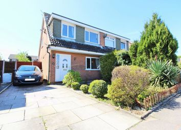 Thumbnail 3 bed semi-detached house for sale in Cheltenham Way, Kew, Southport